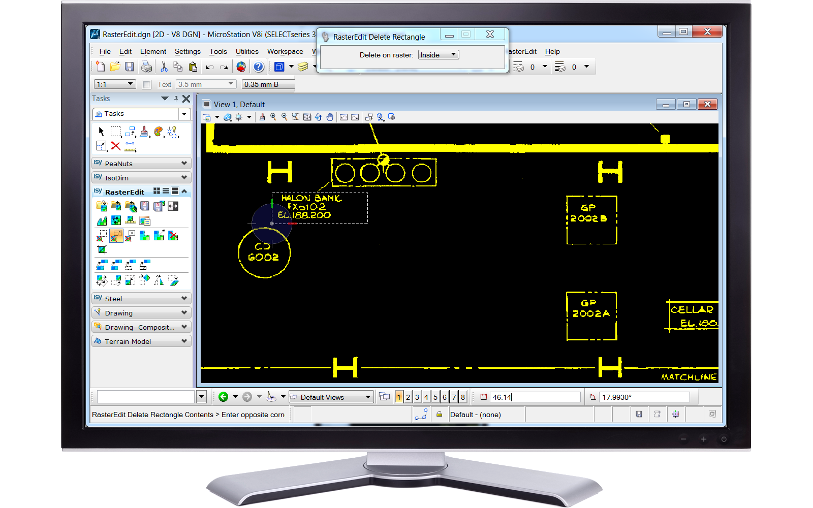 Products isy cad for microstation norconsult for Copy cad